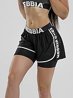 Шорты Fast&Furious Double Layer shorts BLACK Nebbia