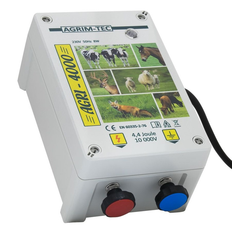 Элетропастух AGRI 4000