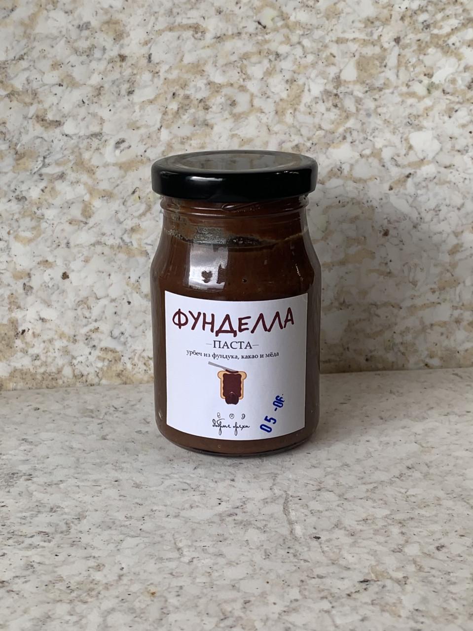 Ореховая паста Фунделла От 100 грамм. Добрехи