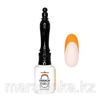 Арт-гель Nail Best French Gel, 8 мл (оранжевый)