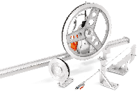 Attachments Комплект для резки канатом 504 01 18-02