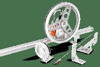 Attachments Комплект для резки канатом 531 11 31-37