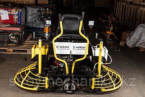 Двухроторная затирочная машина VTMG-1000