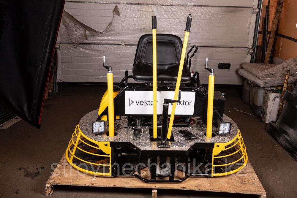 Двухроторная затирочная (заглаживающая машина) Vektor VTMG-800