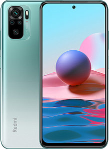 Смартфон XIAOMI Redmi Note 10 4+64GB Lake Green