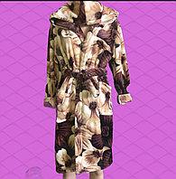 Женский халат