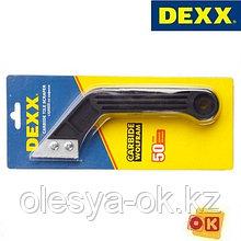 Скребок по кафелю с карбидным напылением 200 мм. DEXX