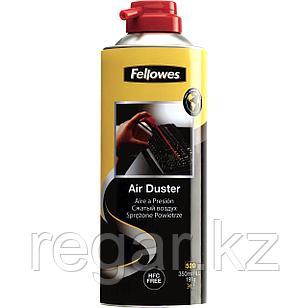 Cжатый воздух Fellowes (520 мл контейнер / 350 мл вещества)