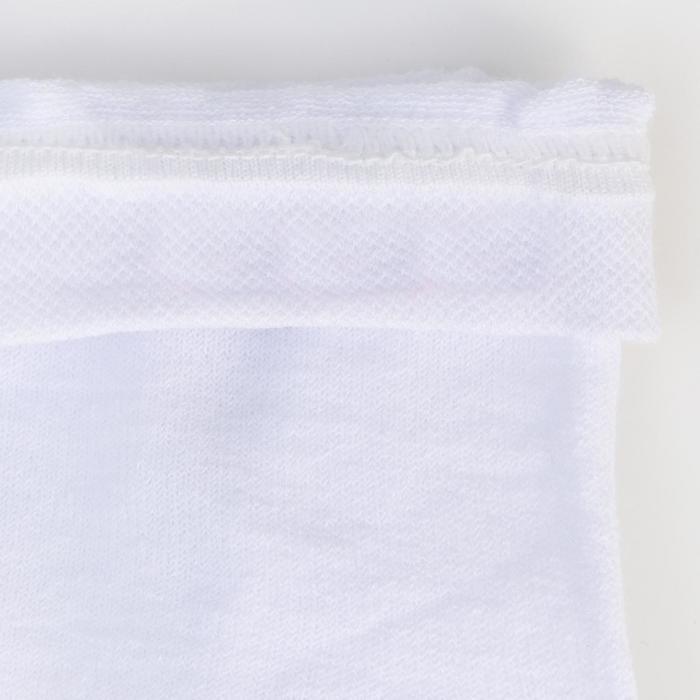 Колготки детские ажурные 2ФС73-008, цвет белый, рост 122-128 см - фото 2