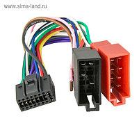 Разъём для магнитолы Aura AWU-JV02 Cable JVC 16 pin to ISO