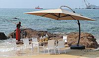 Зонт садовый Sanremo Lux с подставкой