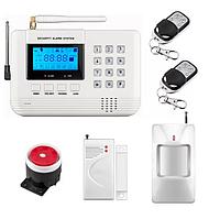 Сигнализация G-TIGER LL-B2011, GSM&PTSN Wireless Alarm Kit Арт.5029
