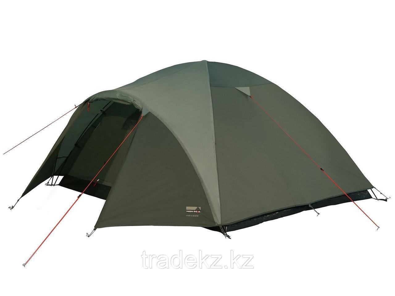Палатка 3-х местная HIGH PEAK NEVADA 3, цвет темно-оливковый/светло-оливковый