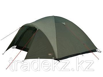 Палатка 3-х местная HIGH PEAK NEVADA 3, цвет темно-оливковый/светло-оливковый, фото 2