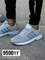 Кроссовки Adidas Zx Flux сер 087-4