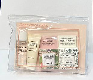 Набор миниатюр для ваших путешествий HEIMISH All Clean Skin Care Kit, HEIMISH