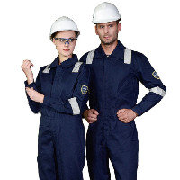 Одежда для нефтегазодобывающей...