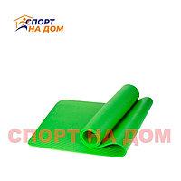 Коврик для фитнеса зелёный (61*183*1,5 см)