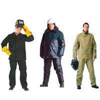 Одежда для защиты от повышенны...