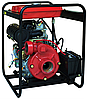 Мотопомпа дизельная, насос для воды ATIMAX - ADP80HE 13 HP 3''