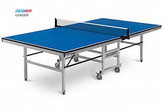 Стол теннисный Start line Leader BLUE
