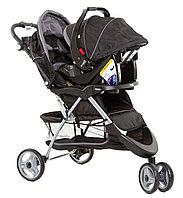 Детская коляска 2 в 1 Ramili Baby Rapid TS с автолюлькой