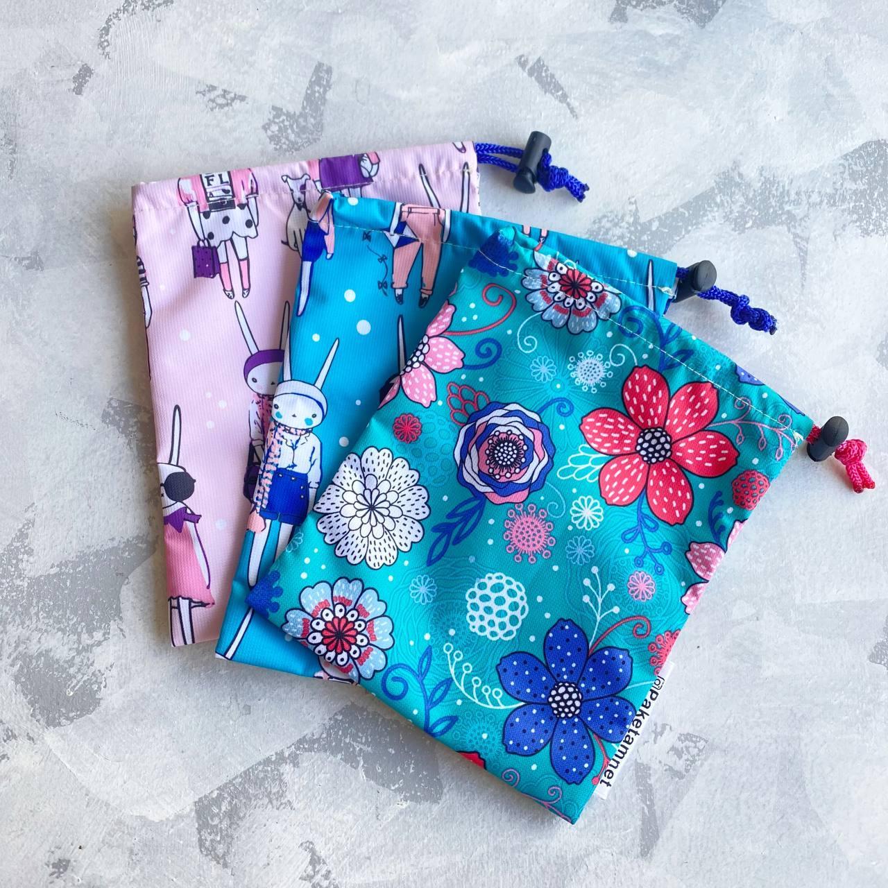 Мешочек для использованных прокладок Paketamnet