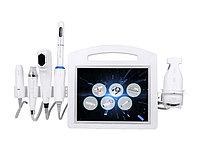 Аппарат 5в1: v max,4d hifu, микроигольчатый RF, интимное омоложение и Liposonix