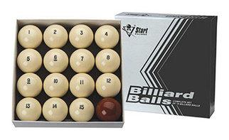 Шары Start Billiards РП 68мм 797401