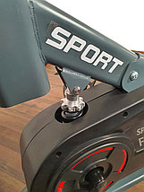 Тренажер SpinBike (серый) ES-7702, фото 3