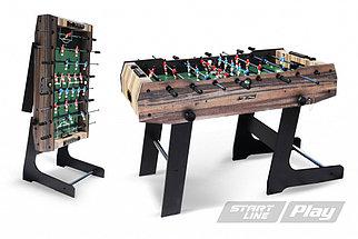 """Настольный футбол Compact 48"""" SLP-4824F4"""