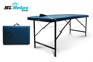 Массажный стол Relax optima (Blue)