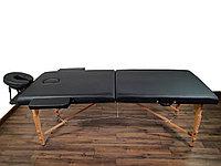 Массажный стол ART.Home (X-013), черный