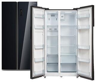 Холодильник-морозильник Бирюса SBS 587 BG