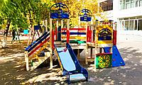 Детский игровой комплекс Батыр