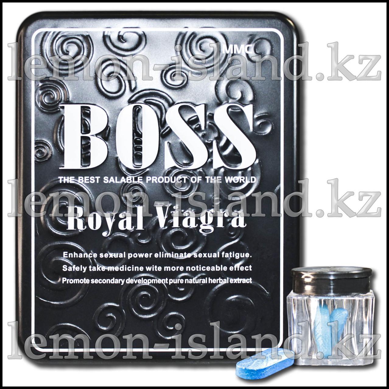 Мужское возбуждающее средство Boss (Royal Viagra)