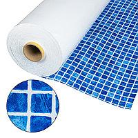 Лайнер Cefil мозаика синяя Mediterraneo 2.05x25.2 м (51.66 м.кв)
