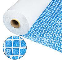 Лайнер Cefil мозаика голубая Gres 1.65x25.2 м (41.58 м.кв)