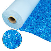 Лайнер Cefil мрамор синий Nesy 1.65x25.2 м (41.58 м.кв)