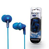 Наушники-вкладыши проводные Panasonic RP-HJE125E-A синий