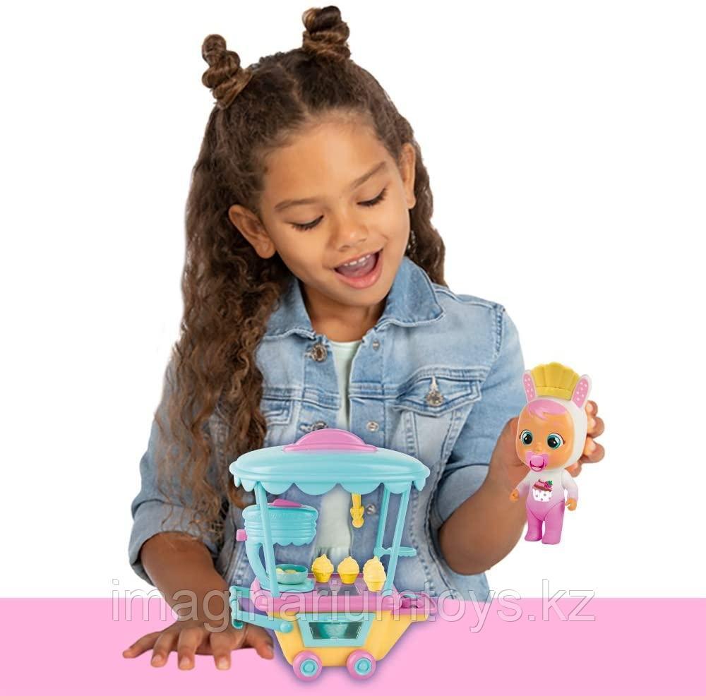 Cry Babies игровой набор интерактивная пекарня с куклой Кони - фото 5