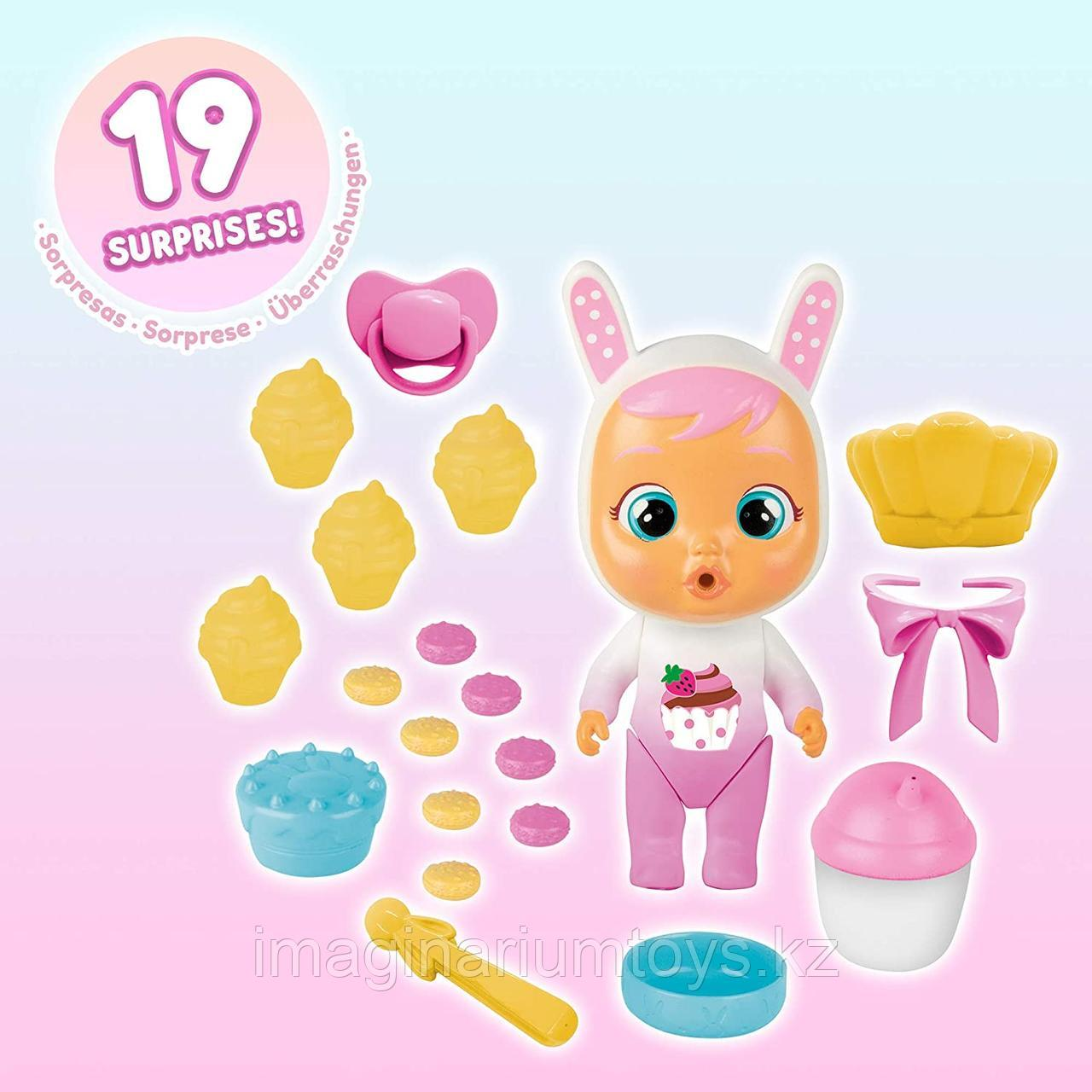 Cry Babies игровой набор интерактивная пекарня с куклой Кони - фото 3
