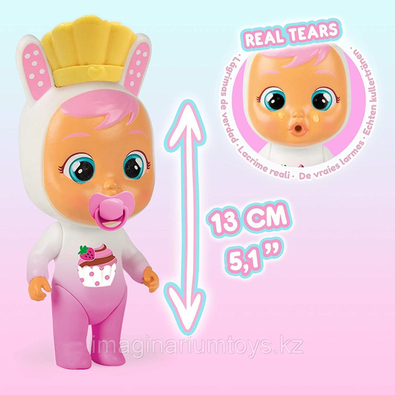 Cry Babies игровой набор интерактивная пекарня с куклой Кони - фото 6