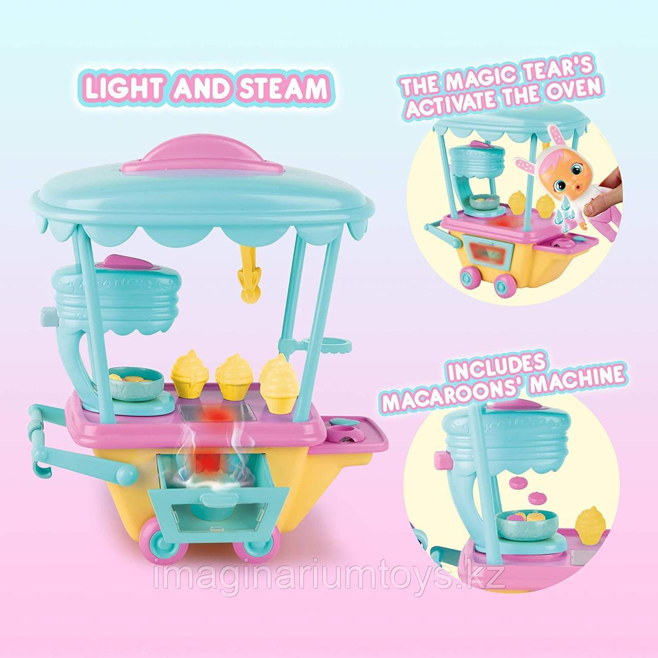 Cry Babies игровой набор интерактивная пекарня с куклой Кони - фото 8