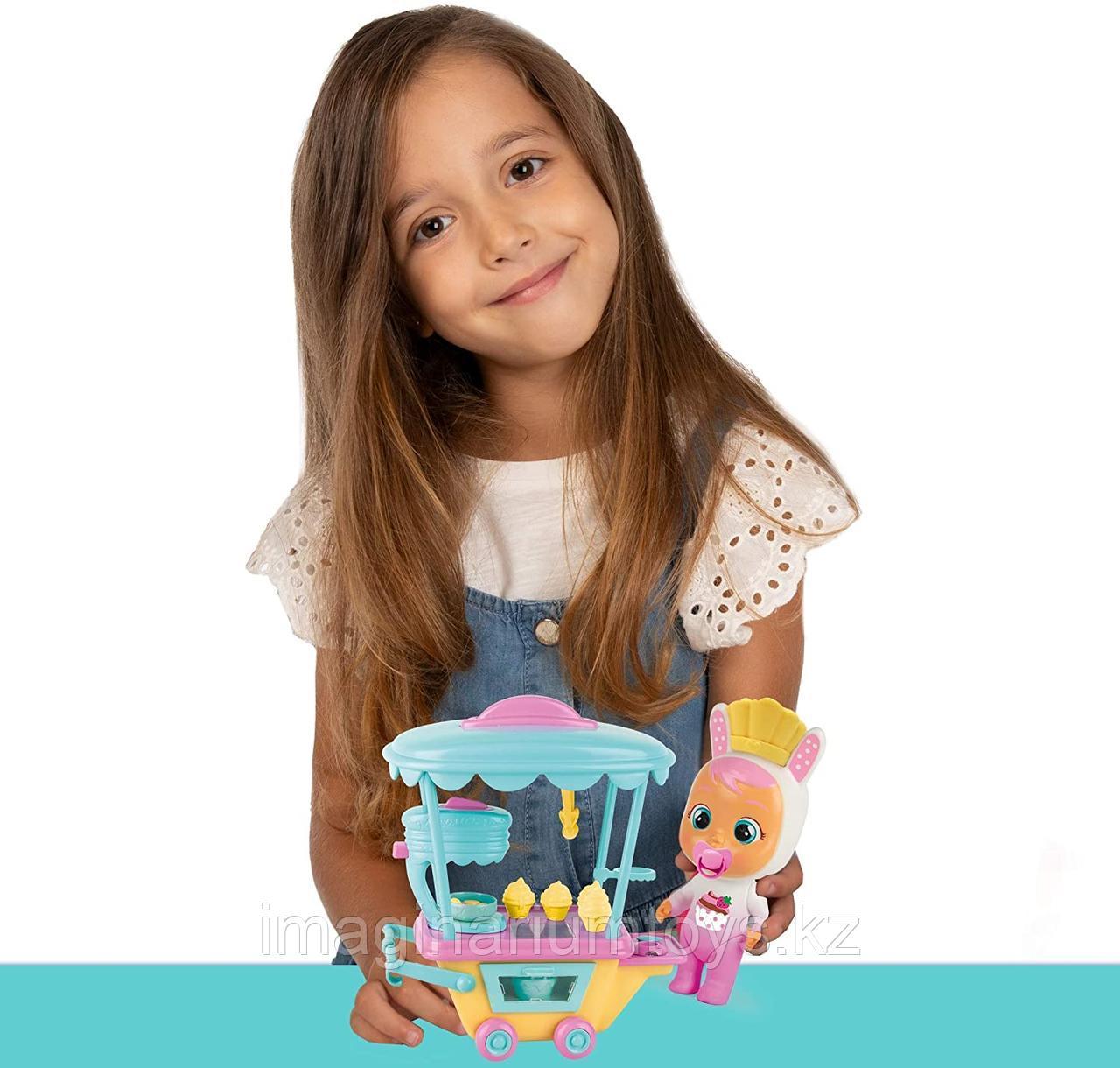 Cry Babies игровой набор интерактивная пекарня с куклой Кони - фото 7