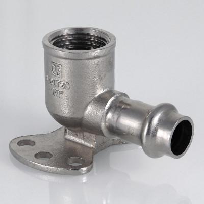 Фитинг из нержавеющей стали – пресс-водорозетка
