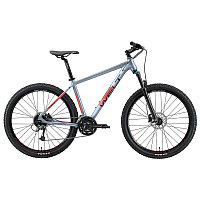 Велосипед Welt Rockfall 5.0 29 2021 Metal grey (US:L), фото 1