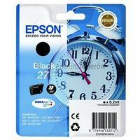 Картридж Epson C13T27014022 для WF-7610DWF с черными чернилами