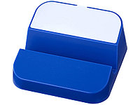 Подставка для телефона и ЮСБ хаб Hopper 3 в 1, ярко-синий