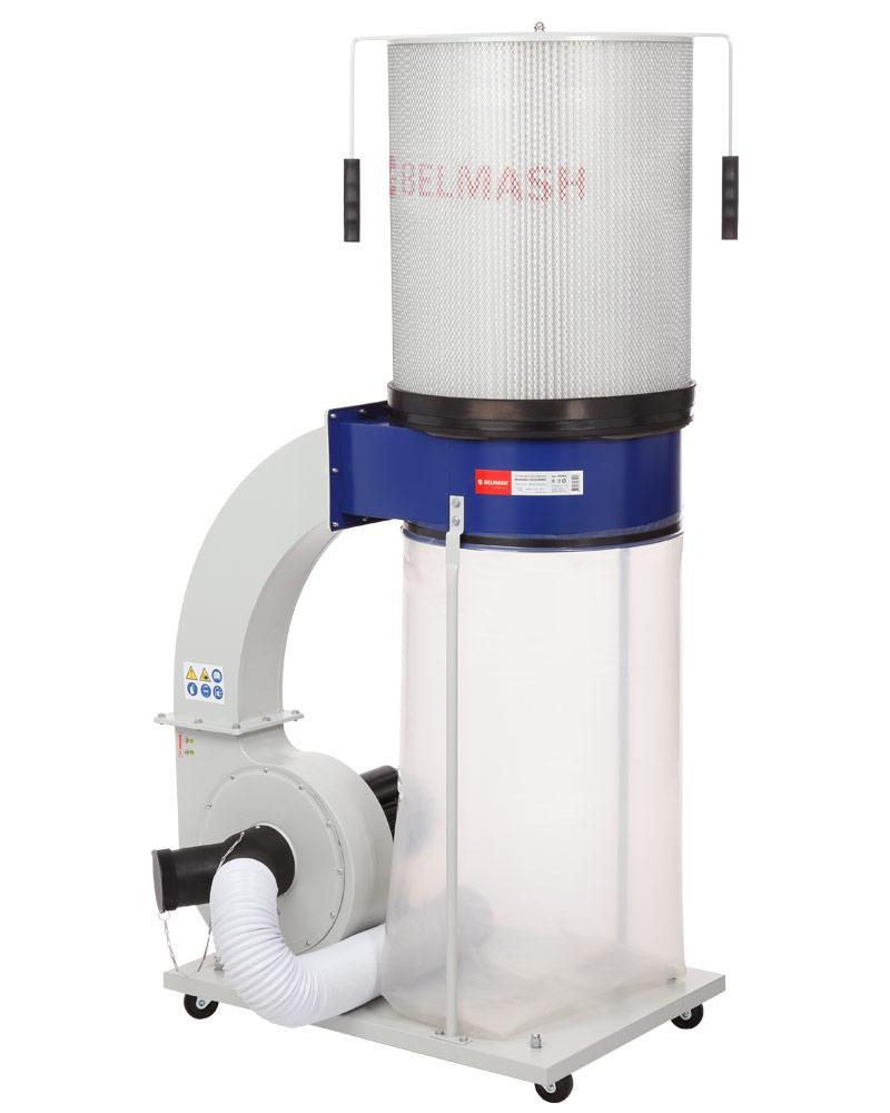 Вытяжная установка (стружкоотсос) BELMASH DC2500MC
